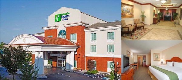 Holiday Inn Express & Suites Lenoir City photo collage