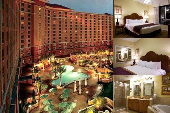 Wyndham Grand Desert Resort photo collage