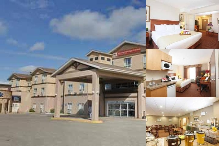 Stonebridge Hotel Dawson Creek photo collage