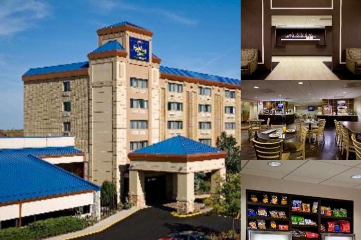 Holiday Inn Palatine Express photo collage