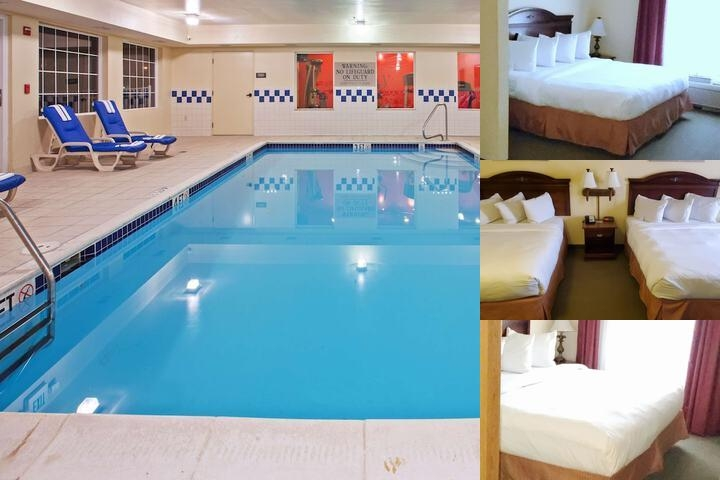 Country Inn Suites Youngstown West photo collage