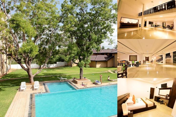 Rajarata Hotel photo collage