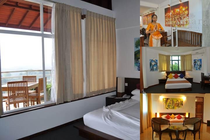 Amaara Sky Hotel Kandy photo collage