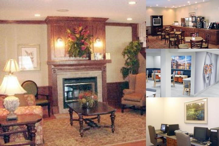 Country Inn & Suites Hixson photo collage