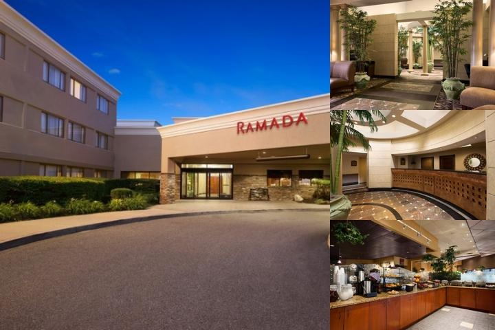 Ramada Toms River photo collage