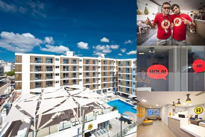 Ryans Ibiza Apartments photo collage