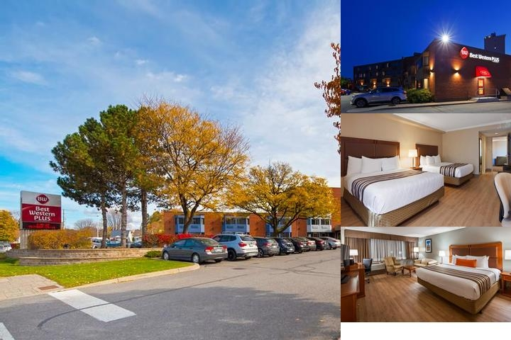 Best Western Plus Ottawa City photo collage