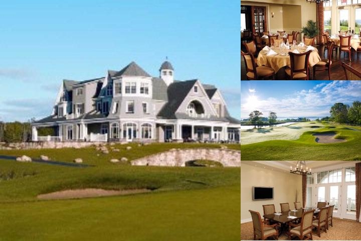 Cobble Beach Golf Links Resort & Spa photo collage