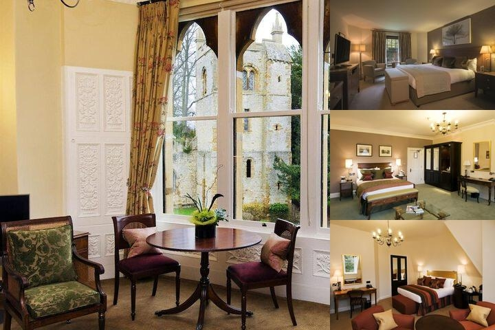 Ettington Park Hotel photo collage