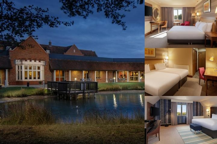 Doubletree by Hilton Cambridge Belfry photo collage