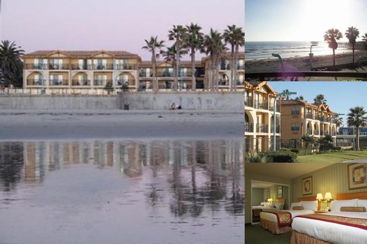 Ocean Park Inn photo collage