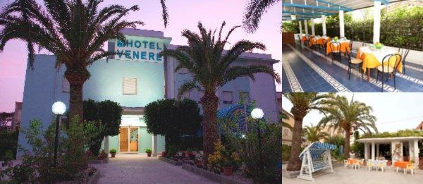 Hotel Venere photo collage