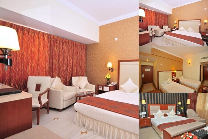 Hotel Paraag photo collage