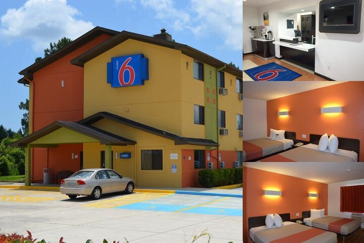 Motel 6 Kingsland / Kings Bay Naval Base photo collage