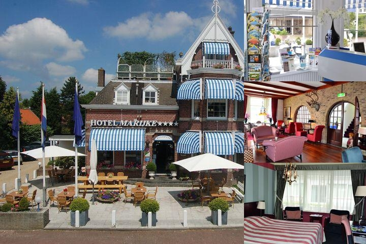 Fletcher Hotel Marijke photo collage