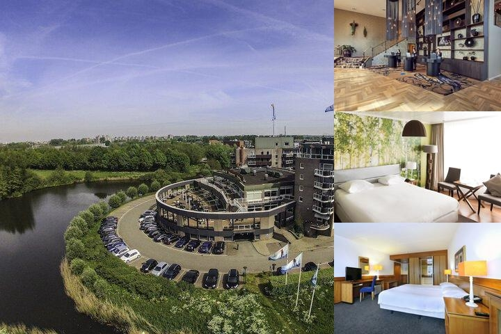 Van Der Valk Hotel Leusden Amersfoort photo collage