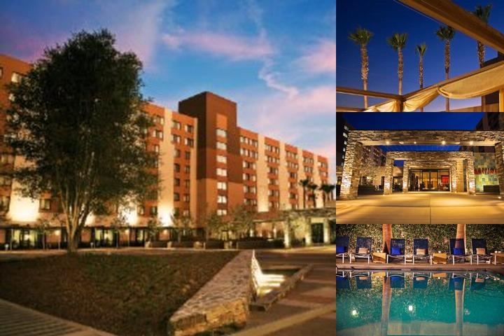 Los Angeles Burbank Marriott photo collage