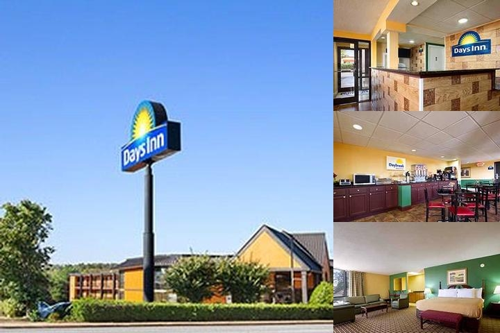 Days Suites Duncan Spartanburg photo collage