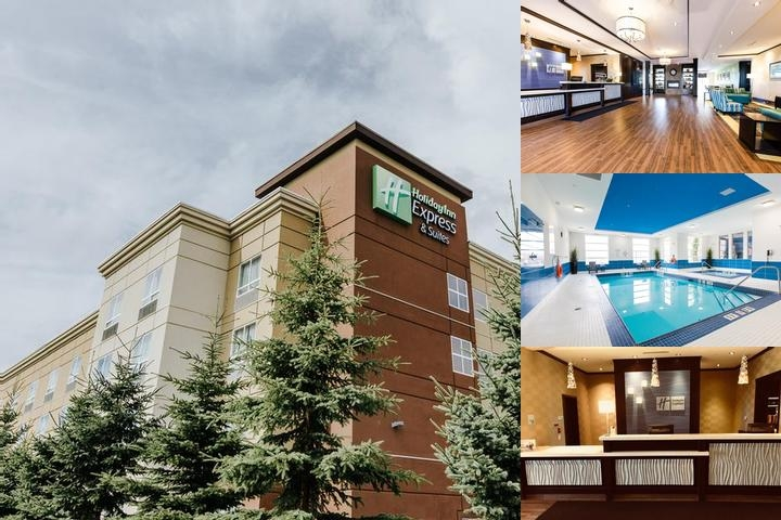 Holiday Inn Express & Suites Spruce Grove photo collage