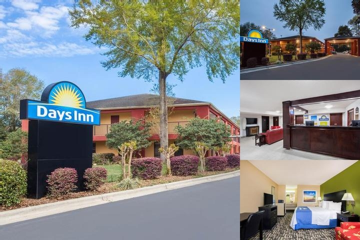Days Inn by Wyndham Pensacola West photo collage