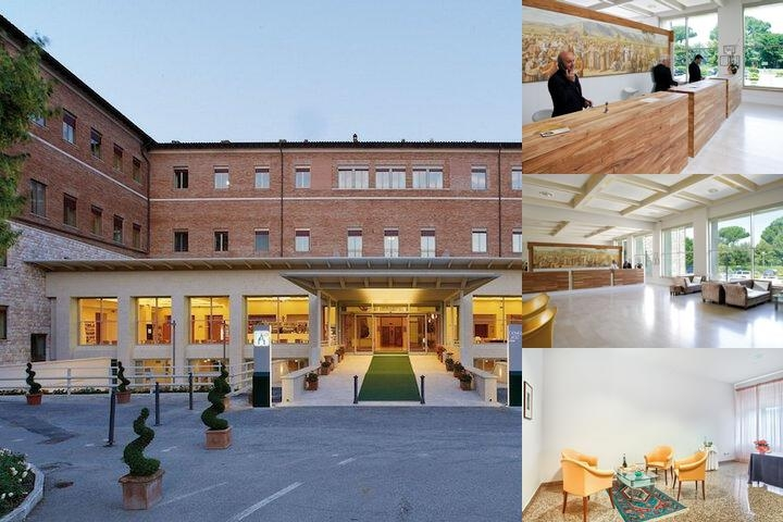 Domus Pacis Assisi photo collage