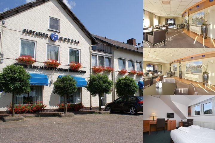 Fletcher Landhotel Bosrijk Roermond photo collage