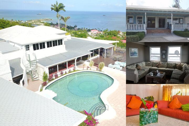 Trade Winds Hotel photo collage