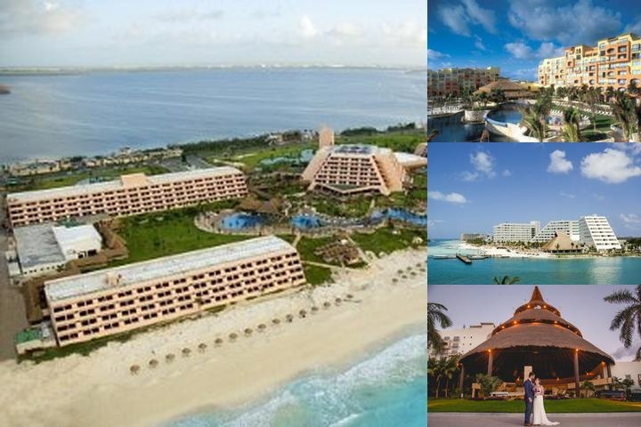 Oasis Palm All Inclusive photo collage