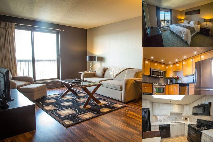 Obasa Suites photo collage