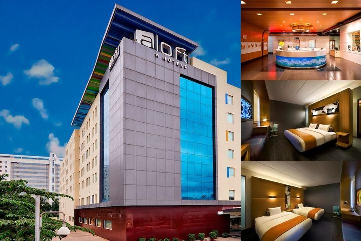 Aloft Bengaluru Whitefield photo collage