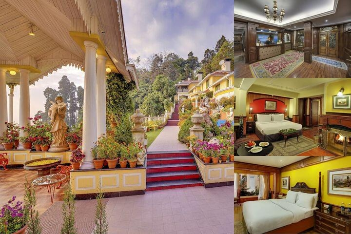 Mayfair Darjeeling photo collage