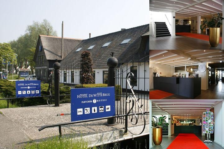 Fletcher Hotel De Witte Brug photo collage