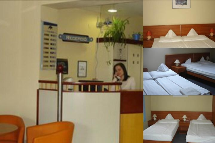 Alfa Hotel photo collage