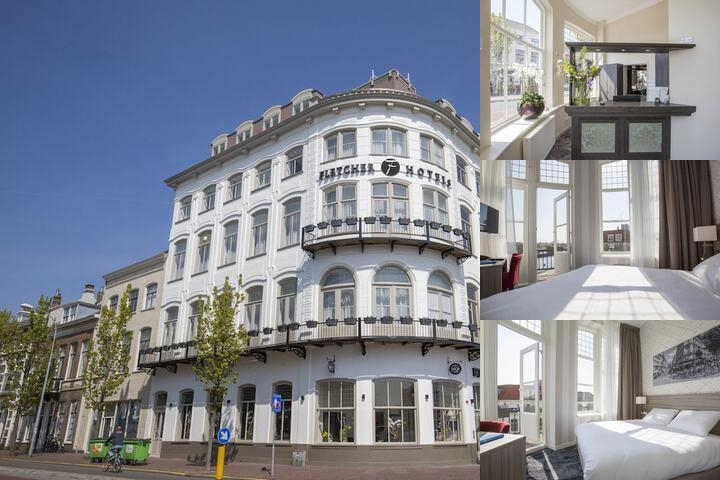 Fletcher Hotel Du Commerce photo collage