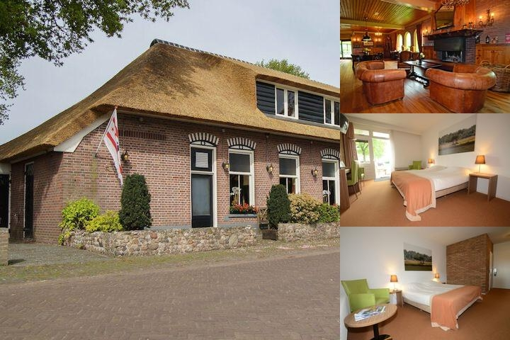 Fletcher Landhotel De Borken photo collage