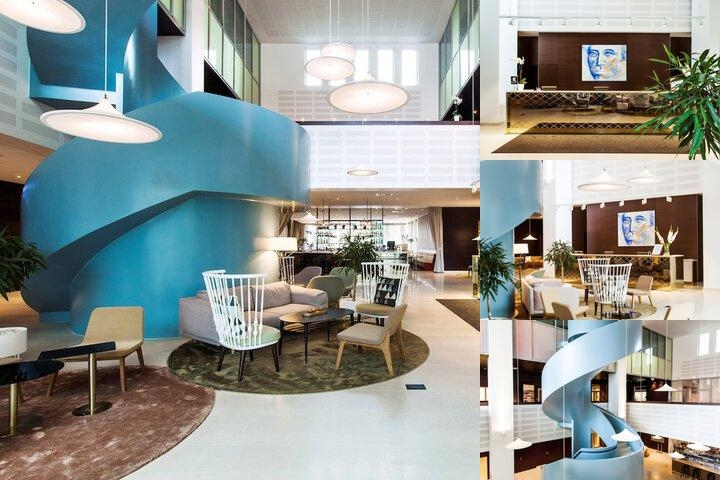 Elite Hotel Ideon photo collage
