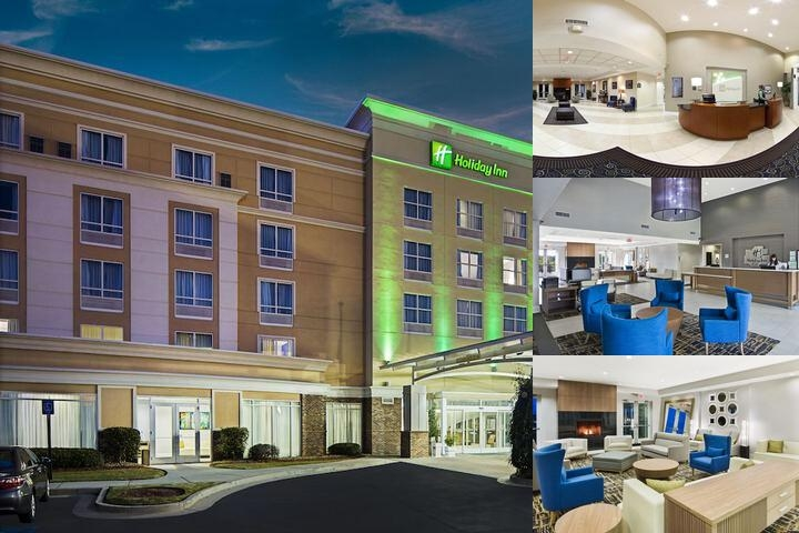 Holiday Inn Augusta West photo collage
