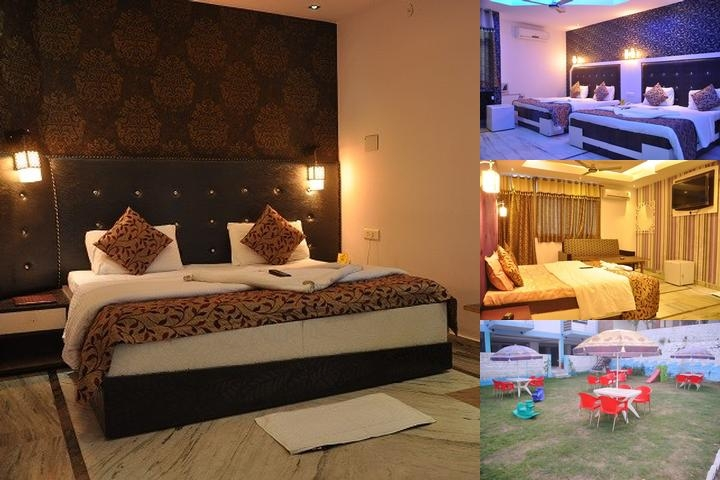 Hotel Akash Continental photo collage