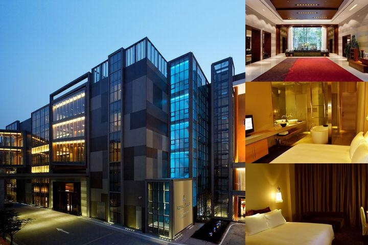 Royal Tulip Luxury Hotels Carat Guangzhou photo collage