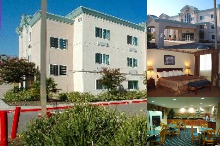 Best Western Vineyard Inn photo collage