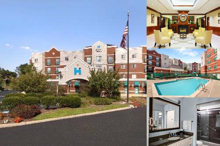 Hyatt House Philadelphia / Plymouth Meeting photo collage