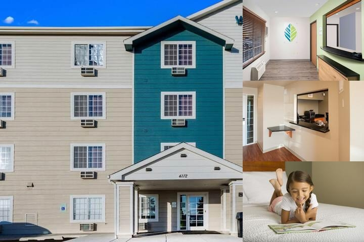 Woodspring Suites Oklahoma City Southeast photo collage