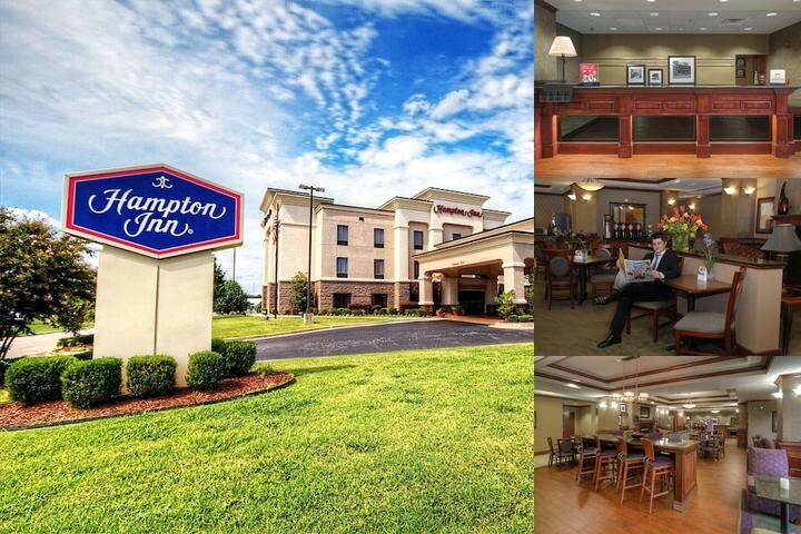 Hampton Inn Van Buren photo collage
