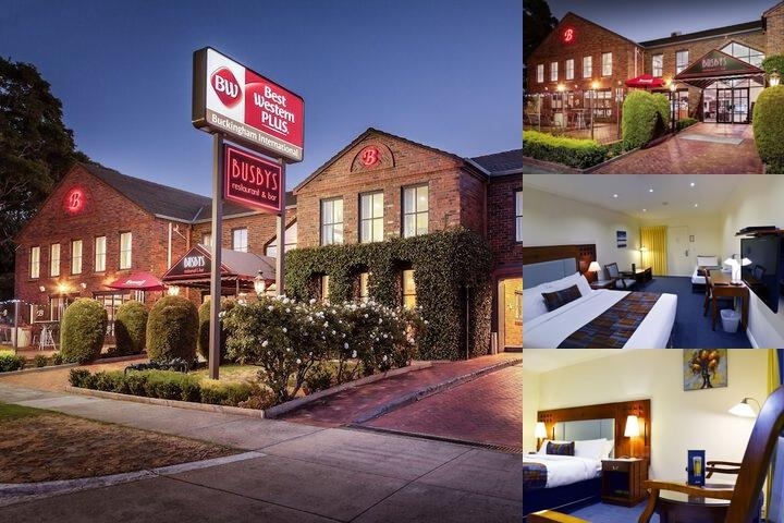 Best Western Plus Buckingham International photo collage