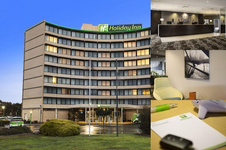 Holiday Inn Melbourne Airport photo collage