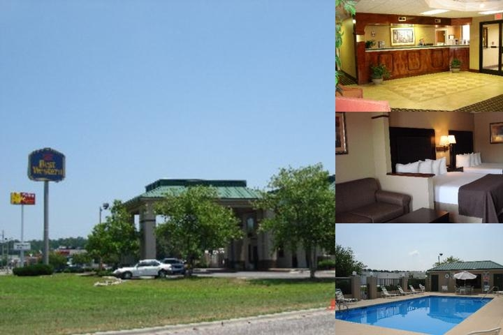 Best Western Lumberton photo collage