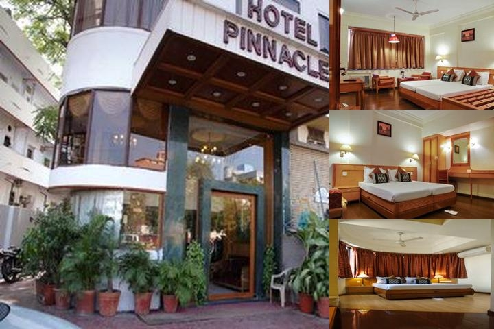 Hotel Pinnacle photo collage