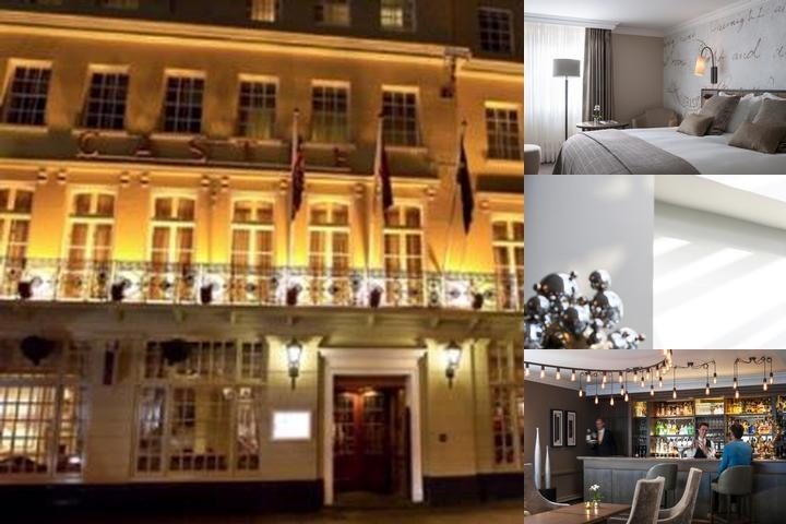 Mercure Windsor Castle Hotel photo collage