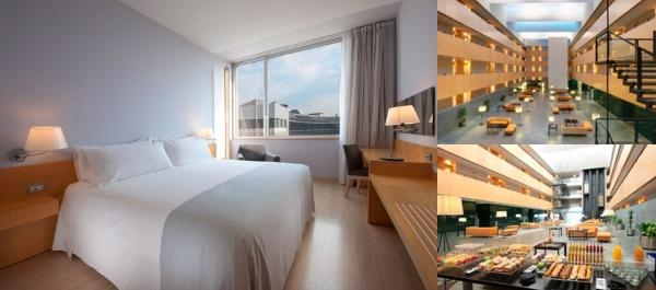 Tryp Barcelona Aeropuerto Hotel photo collage