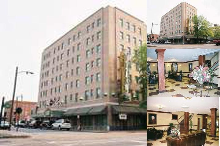 Gov. Dinwiddie Hotel & Suites An Ascend Collection photo collage